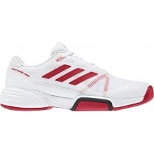 adidas Barricade Club Carpet 2018 weiss Indoor-Tennisschuhe Herren