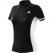 adidas Polo Court 2017 schwarz Damen