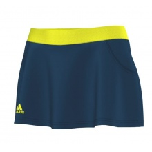 adidas Tennisrock Club #16 navy Damen