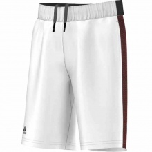 Adidas Short Barricade 2016 weiss Boys