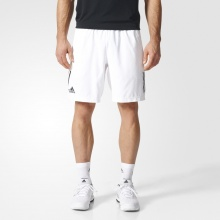 Adidas Short Club 2017 weiss Herren