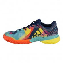 Adidas Barricade 2017 Pop Art Tennisschuhe Herren