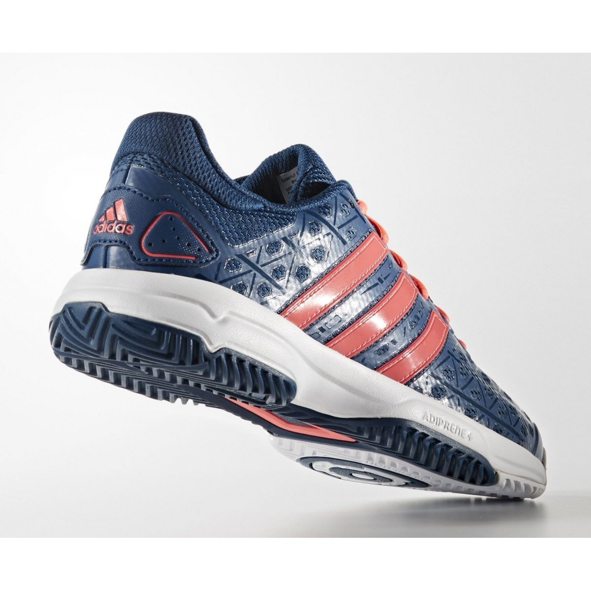 adidas Barricade Club 2016 navy Tennisschuhe Kinder