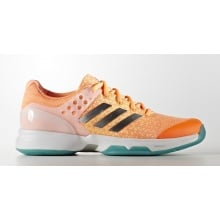 Adidas Adizero Ubersonic 2 2017 orange Tennisschuhe Damen