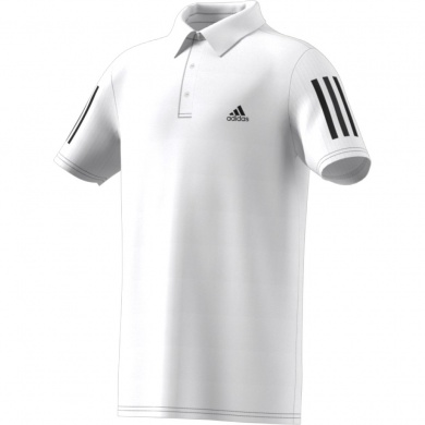 adidas Polo Club 2017 weiss Boys