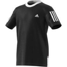 Adidas Tshirt Club 2017 schwarz Boys