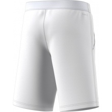 adidas Short Advantage 2017 weiss Herren