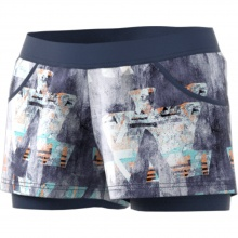 Adidas Short Melbourne 2017 navy Damen