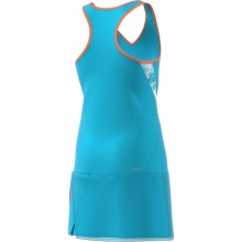 Adidas Kleid Melbourne 2017 hellblau Girls