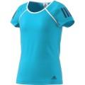 Adidas Shirt Club 2017 blau Girls