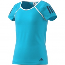 Adidas Shirt Club 2017 blau Girls