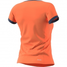 Adidas Shirt Court 2017 orange Damen