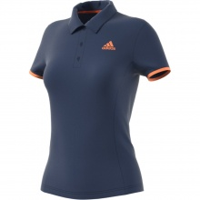 adidas Polo Court 2017 navy Damen