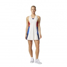 Adidas Kleid NY Colorblock 2017 weiss Damen