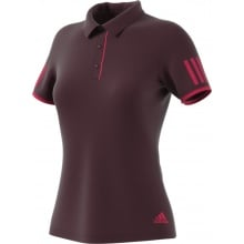 Adidas Polo Club 2017 burgundrot Damen
