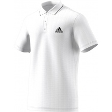 adidas Polo Club Textured 2018 weiss Herren
