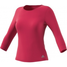 Adidas 3/4 Shirt Advantage 2017 pink Damen
