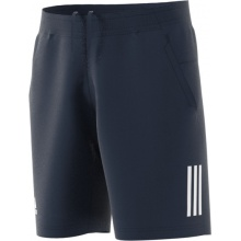 adidas Short Club 3 Stripes 2018 navy Herren