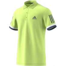 Adidas Polo Club 3 Stripes 2018 gelb Herren