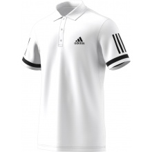 Adidas Polo Club 3 Stripes 2018 weiss Herren