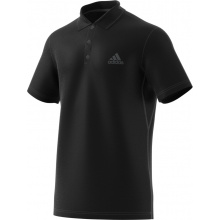 adidas Polo Club Textured #18 schwarz Herren