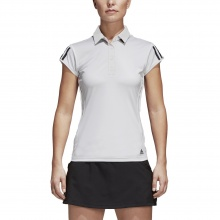 adidas Polo Club 3 Stripes 2018 weiss Damen