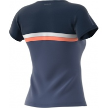 Adidas Shirt Club 2018 navy Damen