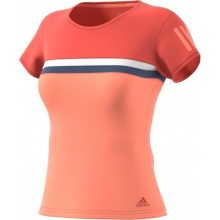 adidas Shirt Club 2018 rot Damen