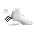 Adidas Tennissocken Ankle 2017 weiss/schwarz 1er Herren