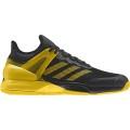 adidas Adizero Ubersonic 2 Clay 2017 schwarz/gelb Tennisschuhe Herren
