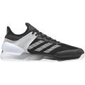 adidas Adizero Ubersonic 2 Clay 2018 schwarz/weiss Tennisschuhe Herren