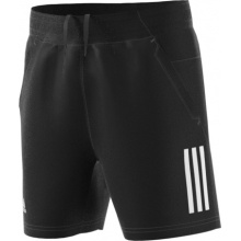 adidas Short Club 3 Stripes 2018 schwarz Boys