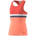 adidas Tennis-Tank Club #18 rot Mädchen