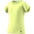 adidas Shirt Dotty 2018 gelb Girls