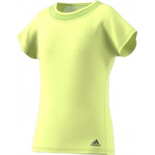 adidas Shirt Dotty 2018 gelb Girls
