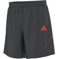 Adidas Short BT charcoal Herren (Größe XXL)