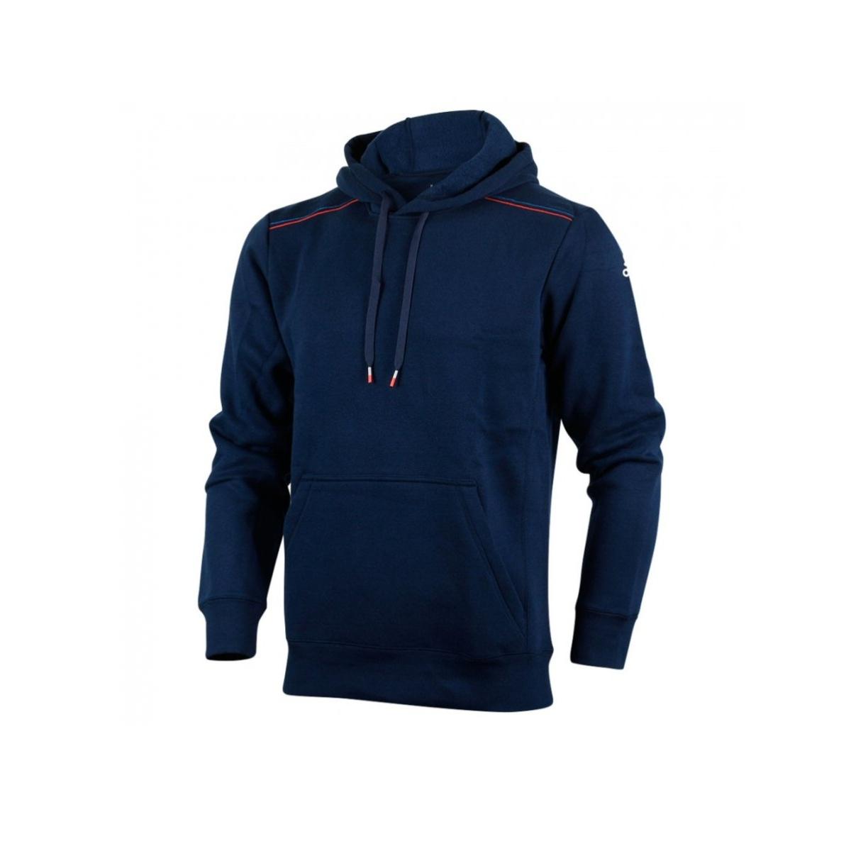 adidas hoodie ucl navy herren versandkostenfrei online. Black Bedroom Furniture Sets. Home Design Ideas