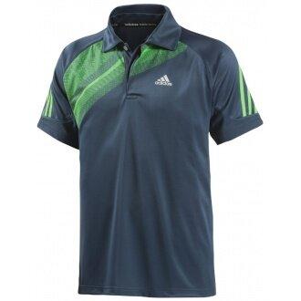 Adidas Polo Atake blau Herren (Größe XS+S)
