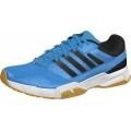 Adidas Quickforce 3 blau Indoorschuhe Herren (Größe 46,5)