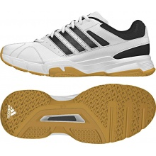 adidas Quickforce 3 weiss Indoorschuhe Herren