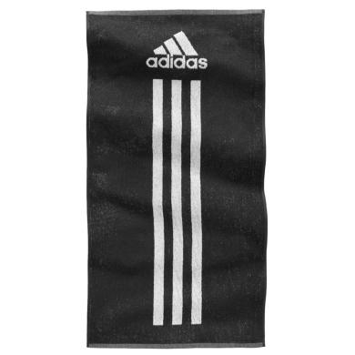 Adidas Handtuch schwarz 100x50cm