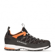 AKU Tengu Low GTX schwarz/orange Outdoorschuhe Herren