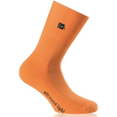 Rohner Allround Light Socke orange Herren