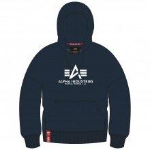 Alpha Industries Kapuzenpullover (Hoodie) Basic Oversize navy Herren