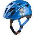Alpina Fahrradhelm Ximo Indianer blau Kinder