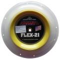 Ashaway Flex 21 0.75 gold 200 Meter Rolle