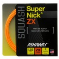 Ashaway Super Nick ZX orange Squashsaite