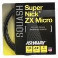 Ashaway Super Nick ZX Micro schwarz Squashsaite