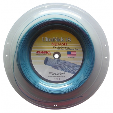Ashaway UltraNick 18 110 Meter Rolle