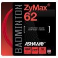 Ashaway Zymax 62 rot Badmintonsaite